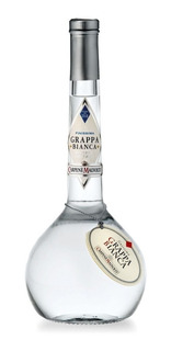 Grappa Italiana Carpene Malvolti Bianca 750ml Envío Gratis