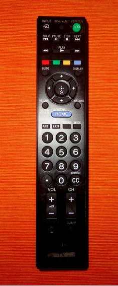 Control Tv Sony Bravia Rm Yd081 Original - 10 Americanos