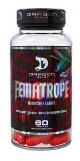 Fematrope 60 Cap - Dragon Pharma Ph Feminino Pronta Entrega