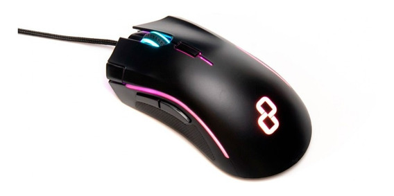Mouse Gamer Rgb Goldentec 4000 Dpi (gt3050) Gt Strike