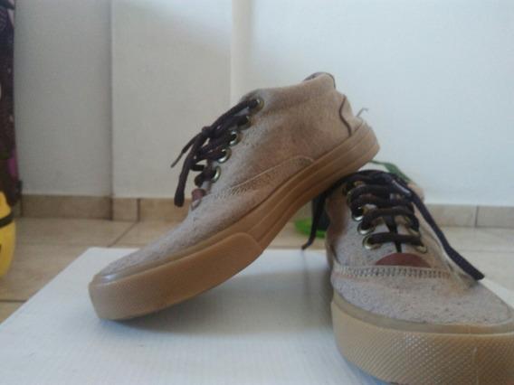 Tênis Feet Cano Baixo ( Capuccino)