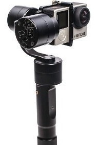 Estabilizador Para Gopro Hero4 Com Gimbal De Gyro-movie