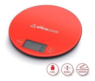 Balanza De Cocina Electronica Bl6001 Ultracomb