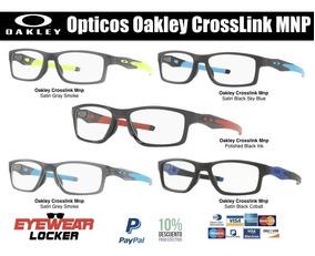 Lentes Armazones Oakley Crosslink Mnp 100% Originales.