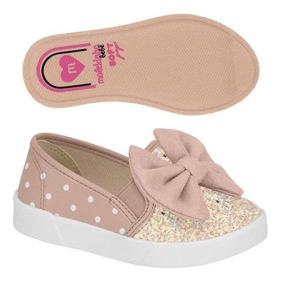 Sapato Molekinha 2124111
