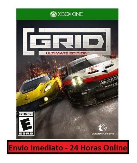 Grid Ultimate Edition Jogo + Todas Dlc
