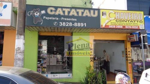 Ponto  Comercial À Venda, Centro, Sumaré. - Pt0030