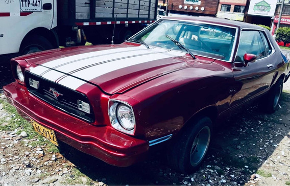 Ford Ford Mustang Ll 1974