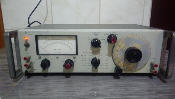 Hp Hewlett Packard Model 331a - Distortion Analizer