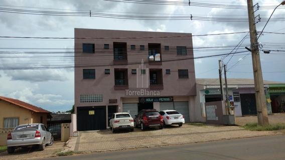 Apartamento Com 3 Dormitórios À Venda, 90 M² Por R$ 190 - Jardim Carvalho - Ponta Grossa/pr - Ap0176