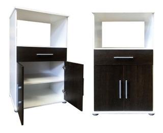 Mueble Portamicroondas Y Grill Organizador Cocina Envíos