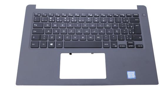 Palmrest Dell Inspiron 14 7460 - Com Teclado E Touch Pad