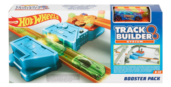 Hot Wheels Track Builder, Lanzador Motorizado