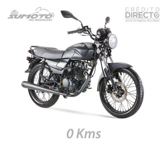 Moto Combat 125 Nueva Bucaramanga