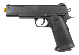 Airsoft Pistola Vg 1911-v18 Metal Mola 6mm 25207625