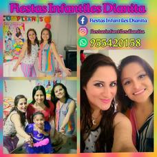 Fiestas Infantiles, Baby Shower Y Más...