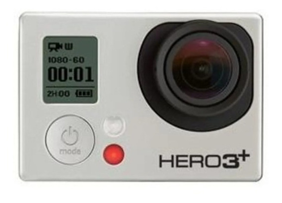 Gopro Hero 3 + Black Edition 64g Original + Bateria Extra