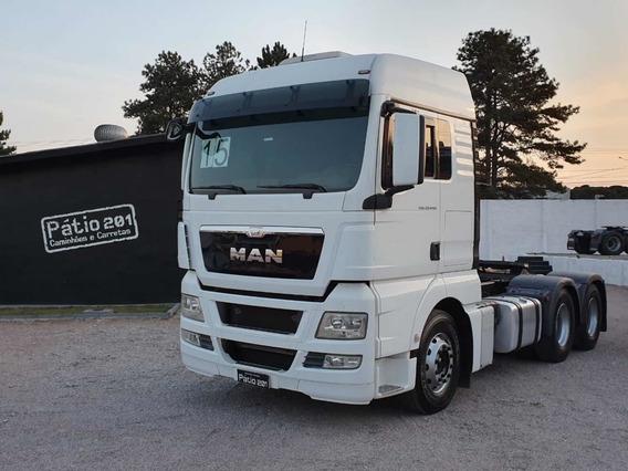Caminhão Man Tgx 29440 6x4 Traçado Bug Leve