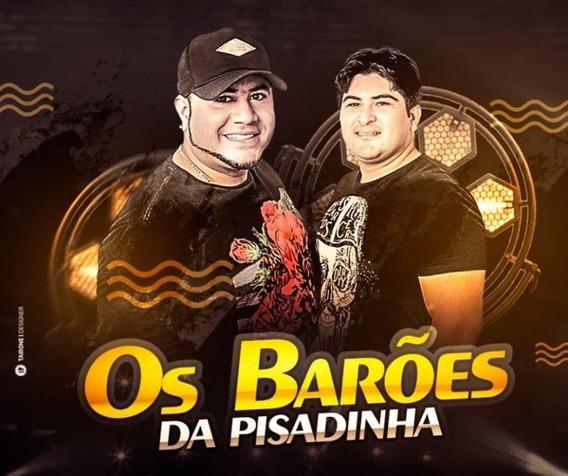 40 Intros Barões Da Pisadinha Korg Pa300/600/700/900/1000/4x