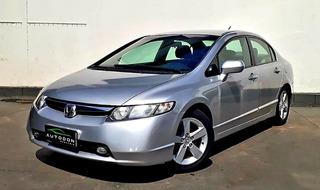 Honda Civic 1.8 Lxs Completo