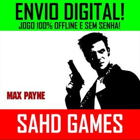 Max Payne Pc +1 Jogo