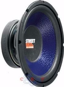 Alto Falante Selenium Street Bass 12 12w1a