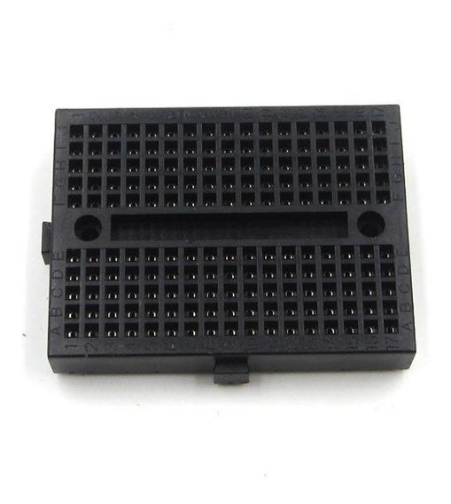 Mini Protoboard Com 170 Pontos