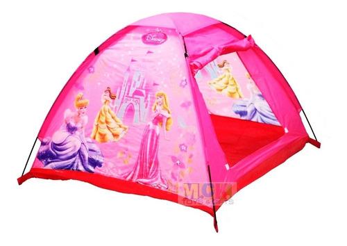 Carpa Niña Camping Infantil Princesas