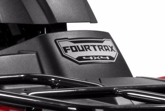 Adesivo Dianteiro Quadriciclo Honda Fourtrax 420 2014 Acima