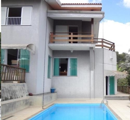 Linda Casa Alto Padrão Condomínio Parque Da Fazenda 1575m2 At 350m2 Ac - Aceita Permuta - So00206 - 34481693