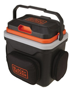 Geladeira Para Veiculo Cooler 12v 24 L Bdc24l Black & Decker