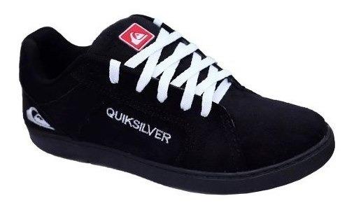 Tênis Quiksilver Lançamento Camurça Promoção Unissex