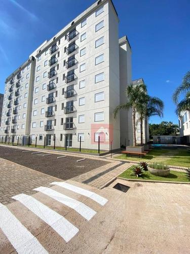 Apartamento Com 2 Dormitórios À Venda, 48 M² Por R$ 210.000,00 - Universitário - Lajeado/rs - Ap1985
