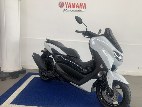 Imagem 1 de 8 de Yamaha Nmax 160 Abs Branca 2022