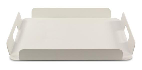 Bandeja Aluminio Blanco Ext/int - 18 Cuotas Sin Interes