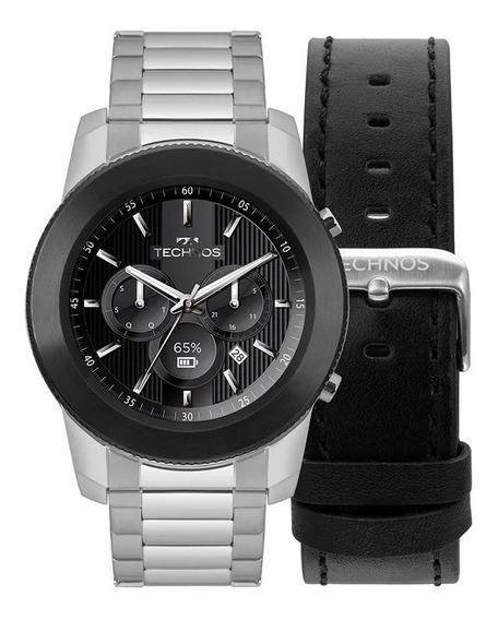 Relógio Technos Smart Connect Troca Pulsseira M1ac/5p