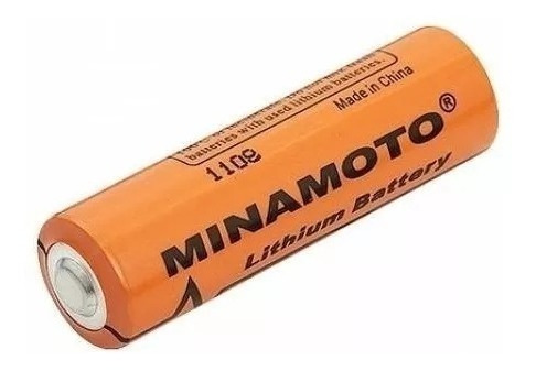 Bateria Lithium Aa 3,6v 2400mah P/ Vigia Bastão Top Data N/f