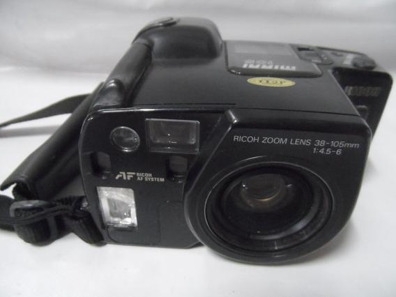 Camera Fotografica Ricoh - Mirai 105 - 38-105mm - Impecavel