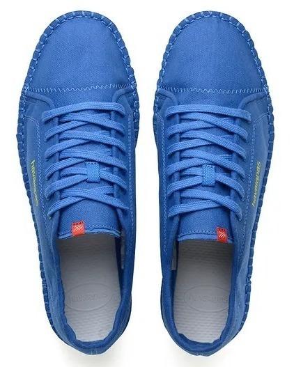 Tênis Havaianas Sneaker Layers - Azul