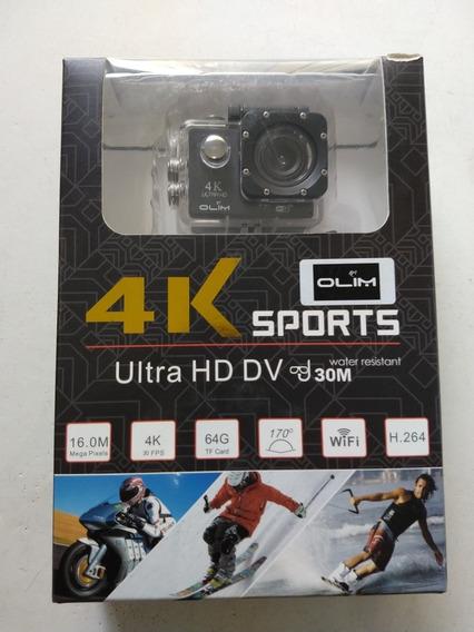 Câmera 4k Sports Ultra Hd Wifi