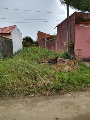 Terreno Localizado No Bairro Luíza Mar Mirim Em Itanhaém