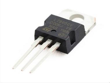 Regulador De Tensão Lm7805 5v 1.5a - Comp022