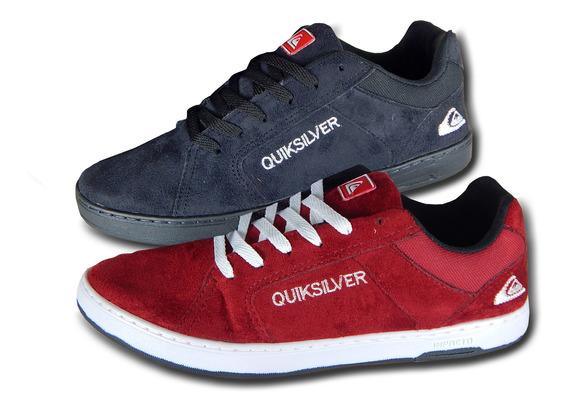 Tênis Quik Colado E Costurado Durabilidade Conforto