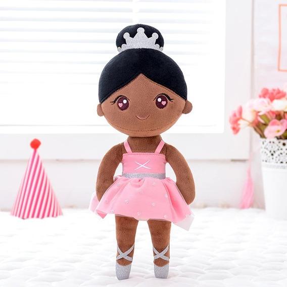 Boneca Gloveleya Bailarina Negra Original