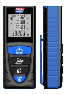 Medidor De Distancia Laser 40 Metros Profesional