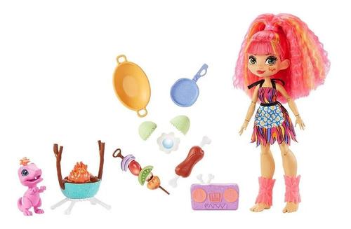 Imagen 1 de 2 de Cave Club - Emberly - Fiesta De Barbacoa - Mattel Bestoys