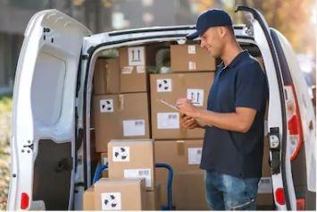 Servicio De Mensajeria Courier Reparto Envio Paquetes Carga