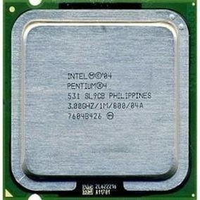 Processador Pentium 4 531 3,0ghz Socket Lga 775