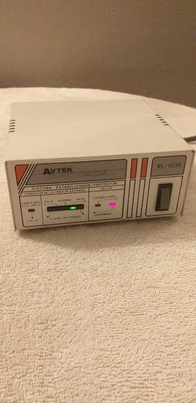 Protector De Voltaje Regulador / Corriente. Avtek 110v