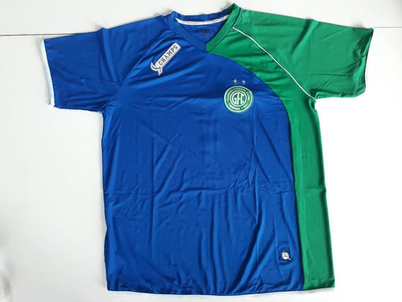 Camisa Camiseta Futebol Guarani Campinas Modelo 024